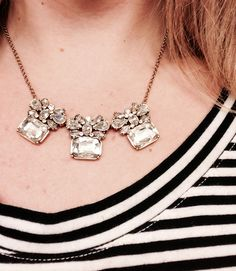 My Favourite Necklace #bananarepublic #vintageinspired