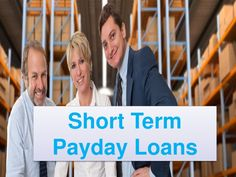 Short Term Payday Loans Financial Help in the Mid of the Month