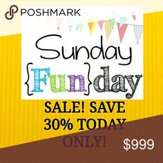 🎈SUNDAY FUNDAY SALE! SAVE 30%🎈 🎉🎈It's that time again! Sunday Funday sale! Save 30% when you bundle 2 items or more. I have a ton of brand new items this week and everything else has been marked down 50 - 70%...hurry before your favorite items are gone!! 🎈🎉  Tags: camo country girl southern girl western southwestern turquoise horseshoe pistol shotgun shell jewelry silver earrings gift follow game buckle miss me justin boots ariat cowgirl  necklace set new mothers day boho festival sun…