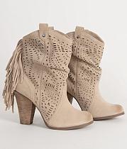Naughty Monkey Love Lace Boot