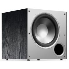 Polk Audio PSW10 10-Inch Monitor Series Powered Subwoofer (Single, Black) with Mini Tool Box (fs) by Polk Audio. $229.99. PSW10 fills in the bottom end of your home theater system. Relieve your main speakers from performing bass duty and let them work on the mids and highs. PSW10 is a great addition to any subwooferless system and will bring your movie watching experience to the next level. All woofers feature a floor coupled downward firing port. This configuration brings yo...