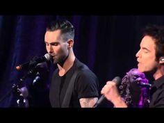 Adam Levine - Purple Rain (live) - YouTube