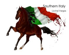 Horse Hetalia: Southern Italy by Moon-illusion on deviantART