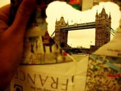 London. Home is where the heart is.