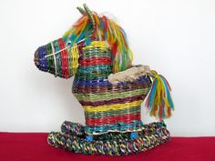paper's horse