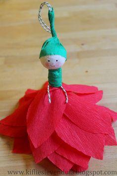 Kifli és levendula: A tavasz hírnökei Crafts For Kids, Christmas Ornaments, Holiday Decor, Spring, Art, Paper Crafts, Paper Envelopes, Creative, Basteln
