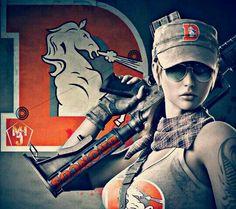 ❤️One Crazy Bronco Girl❤️ Broncos Memes, Broncos Gear, Go Broncos, Broncos Fans, Football Memes, Denver Broncos Super Bowl, Denver Broncos Football, Broncos Wallpaper, Denver Bronco Cheerleaders