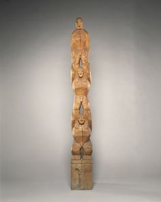 Calder - Totem Pole, 1929 Wood Calder Foundation, NY A11914.1