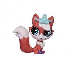 Figurine Littlest PetShop - Renard