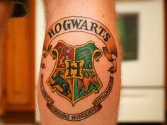 Harry Potter Tattoos   Harry Potter Tattoo Ideas