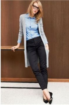 Most current Totally Free Business Outfit flache schuhe Ideas, - business professional outfits offices Business Professional Outfits, Business Casual Outfits For Women, Stylish Work Outfits, Winter Outfits For Work, Business Outfits, Business Attire, Office Outfits, Work Casual, Young Professional