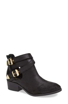 Seychelles 'Scoundrel' Distressed Leather Bootie (Women) available at #Nordstrom