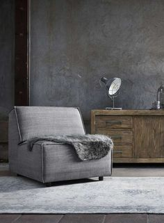 Barrici fauteuil #droomwoonkamer #prontowonen #stoer #landelijk #cool #dreams