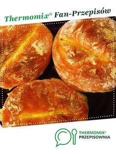 Bułki wrocławskie/poznańskie jest to przepis stworzony przez użytkownika martynaka. Ten przepis na Thermomix® znajdziesz w kategorii Chleby & bułki na www.przepisownia.pl, społeczności Thermomix®. Bread Recipes, Cooking Recipes, Baked Potato, Hamburger, Food And Drink, Menu, Baking, Ethnic Recipes, Polish Food Recipes