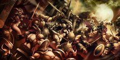 Battlerage by *GENZOMAN on deviantART