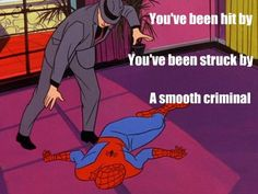 spiderman funny.