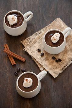 chocolate pots de creme - Google Search