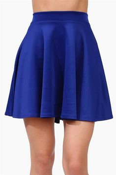 #Necessary Clothing       #Skirt                    #Skater #Skirt #Royal #Blue                         Rad Skater Skirt - Royal Blue                                                 http://www.seapai.com/product.aspx?PID=41495
