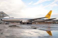 Condor Flugdienst (Germany) Illinois, Civil Aviation, Planes, Aircraft, Germany, Airplanes, Aviation, Plane, Deutsch