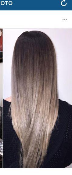 Ash blonde inspo