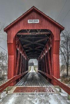 #Covered #Bridge http://dennisharper.lnf.com/