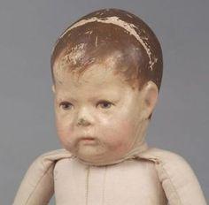 Cloth Kathe Kruse Doll I