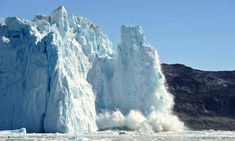 Global ice loss accelerating at record rate, study finds | Environment | The Guardian Ice Sheet, University College London, Sea Level Rise, Planet Earth, Natural World, The Guardian, Climate Change, Fresh Water, Coastal