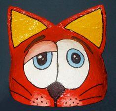 Máscara de gato.  ¡¡¡ miaaauuuuuuu !!!
