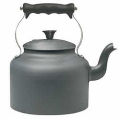 Aga Hard Anodized Two-Liter Kettle