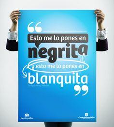 #TshirtDesign V.1 Tipografia en negrita y tipografía en blanquita by: @fuentegrafica