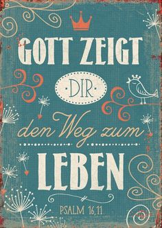 quotes about strength Postkarte - Gott zeigt - quotes