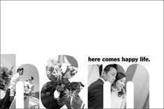 【お洒落でかわいいデザインが人気♪】「結婚報告のはがき」まとめ☆