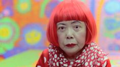 """She says that if she doesn't paint she wouldn't exist."" Yayoi Kusama: Self Obliteration on NOWNESS.com"
