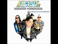 ▶ Far East Movement - Live my life(ft.yoonmirae,Tiger JK,justin bieber) - YouTube