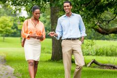 Michelle & Obama confidencias a media tarde