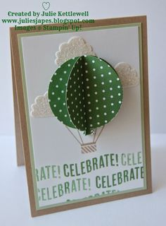 Stampin' Up! UK Order Online 24/7 - Julie Kettlewell: Celebrate Today