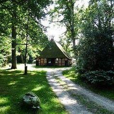 Haus in der Lüneburger  Heide