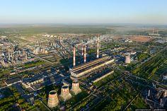 Нижнекамск — столица нефтехимии и нефтепереработки России - Gelio (Степанов Слава)