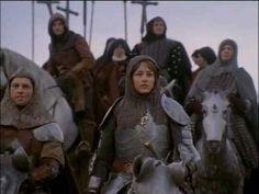 Saint Joan of Arc -  The battle of Orléans   (Cycle 2 wk 5) VERY good! Preview first as there is some blood. ~Amanda