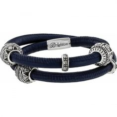 Mumtaz Double Wrap Leather Bracelet available at #BrightonCollectibles- WANT!!!