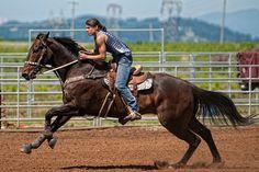 Custom Rodeo Photography, http://rwlarson.zenfolio.com/, Rodeo Barrel Racing, Oregon, American West