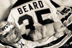 Hockey newborn