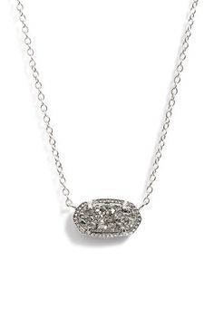 Kendra Scott Kendra Scott 'Elisa' Pendant Necklace available at #Nordstrom