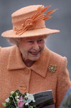 Queen Elizabeth, March 14, 2011