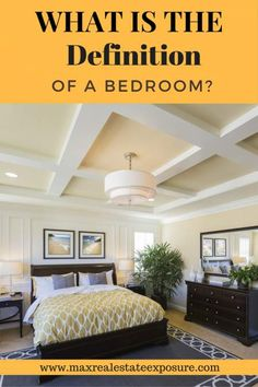 What is the legal requirement for a bedroom? Find out what can be considered a bedroom and what can't. Don't get caught misrepresenting your bedroom count. http://www.maxrealestateexposure.com/legal-requirement-for-bedroom/