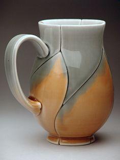 Jeff Campana Tall Mug at MudFire Gallery