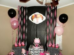 "Photo 8 of 32: Minnie Mouse / Birthday ""Minnie Mouse Briyanna's 2nd Birthday Party "" 