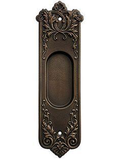 for a modern pocket door