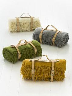 Wool throws, found on hardtofind.com.au