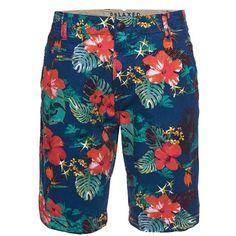 #Shorts mit #Blumendruck, diese Shorts holt uns den #Sommer zurück! ab 19,90€ Hier kaufen: http://stylefru.it/s403098 #blumenmuster #urlaub